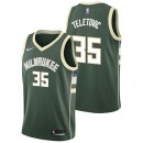 Mirza Teletovic - Hombre Milwaukee Bucks Nike Icon Swingman Camiseta de la NBA Outlet España