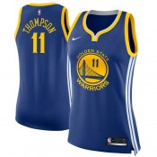 Mujer Golden State Warriors Klay Thompson Azul Swingman Camiseta En Venta