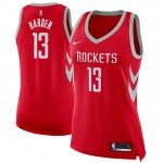 Mujer Houston Rockets James Harden #13 Rojo Swingman Camiseta Ventas Baratas Sevilla