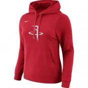 Mujer Houston Rockets Rojo Primary Logo Sudadera con capucha Baratas Outlet