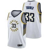 Myles Turner - Hombre Indiana Pacers Nike Association Swingman Camiseta de la NBA Barcelona Tiendas