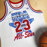 NBA All-Star East Michael Jordan 1991 Authentic Camiseta by Mitchell & Ness Compra online
