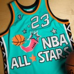 NBA All-Star East Michael Jordan 1996 Authentic Camiseta by Mitchell & Ness Outlet Alcorcon