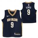 Moda New Orleans Pelicans Nike Icon Replica Camiseta de la NBA - Rajon Rondo - Niño