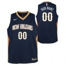New Orleans Pelicans Nike Icon Swingman Camiseta de la NBA - Personalizada - Adolescentes Outlet Madrid