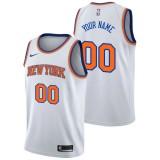 New York Knicks Nike Association Swingman Camiseta de la NBA - Personalizada - Hombre Oficiales