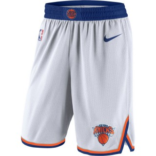 New York Knicks Nike Association Swingman Pantalones cortos - Adolescentes Bajo Precio