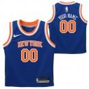 Baratas New York Knicks Nike Icon Replica Camiseta de la NBA - Personalizada - Niño