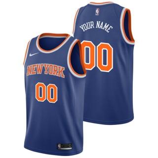 New York Knicks Nike Icon Swingman Camiseta de la NBA - Personalizada - Hombre Promoción