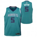 Nicolas Batum - Adolescentes Charlotte Hornets Nike Icon Swingman Camiseta de la NBA Ventas Baratas Canarias