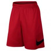 Nike HBR Basketball Pantalones cortos - University Rojo/Negro - Hombre Outlet Alcorcon
