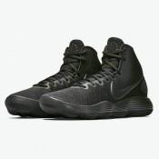Nike Hyperdunk 2017 Zapatilla de Baloncesto - Negro/Negro - Hombre Precios