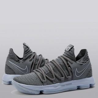 España Nike Nike Zoom KD10 Zapatilla de Baloncesto - Dark Gris/Reflect Plata - Hombre