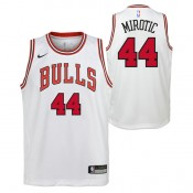 Moda Nikola Mirotic - Adolescentes Chicago Bulls Nike Association Swingman Camiseta de la NBA