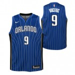 Nikola Vucevic - Adolescentes Orlando Magic Nike Icon Swingman Camiseta de la NBA Más Barata
