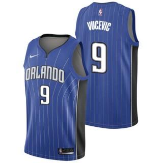 Nikola Vucevic - Hombre Orlando Magic Nike Icon Swingman Camiseta de la NBA Outlet Leganes