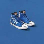 Original Oklahoma City Thunder Converse High-Tops - Hombre