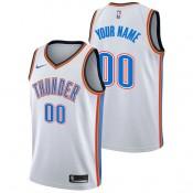 Oklahoma City Thunder Nike Association Swingman Camiseta de la NBA - Personalizada - Hombre Bajo Precio