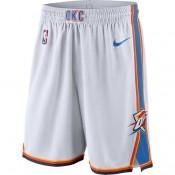 Oklahoma City Thunder Nike Association Swingman Pantalones cortos - Adolescentes Baratas Precio