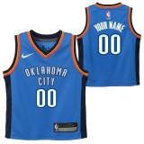 Oklahoma City Thunder Nike Icon Replica Camiseta de la NBA - Personalizada - Niño Madrid Precio
