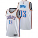 Paul George - Hombre Oklahoma City Thunder Nike Association Swingman Camiseta de la NBA Ventas Baratas Oviedo