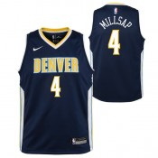 Paul Millsap - Adolescentes Denver Nuggets Nike Icon Swingman Camiseta de la NBA Madrid Precio