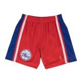 Philadelphia 76ers Hardwood Classics Swingman Pantalones cortos - Hombre España Precio