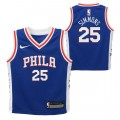 Philadelphia 76ers Nike Icon Replica Camiseta de la NBA - Ben Simmons - Niño Madrid Online