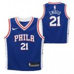Philadelphia 76ers Nike Icon Replica Camiseta de la NBA - Joel Embiid - Niño Espana