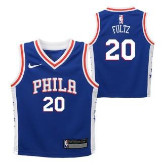 Philadelphia 76ers Nike Icon Replica Camiseta de la NBA - Markelle Fultz - Niño En Venta