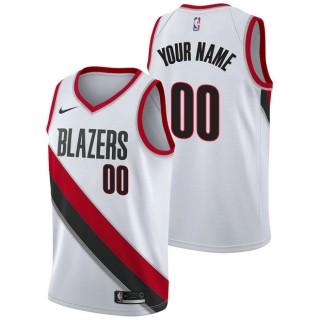 Portland Trail Blazers Nike Association Swingman Camiseta de la NBA - Personalizada - Hombre Ventas Baratas Madrid