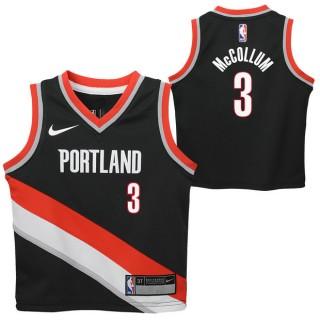 Portland Trail Blazers Nike Icon Replica Camiseta de la NBA - CJ McCollum - Niño Comprar en línea
