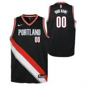 Portland Trail Blazers Nike Icon Swingman Camiseta de la NBA - Personalizada - Adolescentes Ventas Baratas Murcia
