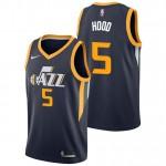 Rodney Hood - Hombre Utah Jazz Nike Icon Swingman Camiseta de la NBA Precios