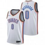 Russell Westbrook - Hombre Oklahoma City Thunder Nike Association Swingman Camiseta de la NBA Baratos