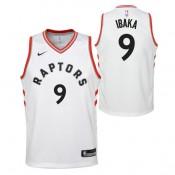 Serge Ibaka - Adolescentes Toronto Raptors Nike Association Swingman Camiseta de la NBA Ventas Baratas Zaragoza