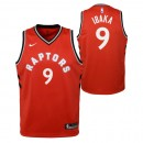 Serge Ibaka - Adolescentes Toronto Raptors Nike Icon Swingman Camiseta de la NBA Outlet Madrid