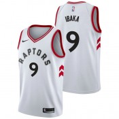 Serge Ibaka - Hombre Toronto Raptors Nike Association Swingman Camiseta de la NBA Oficiales