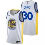 Stephen Curry #30 - Hombre Golden State Warriors Nike Association Swingman Camiseta de la NBA Ventas Baratas Vitoria-Gasteiz