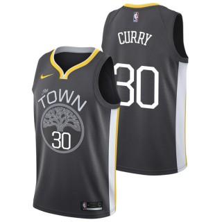 Stephen Curry #30 - Hombre Golden State Warriors Nike Statement Swingman Camiseta de la NBA Outlet Store