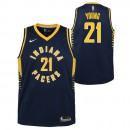 Thaddeus Young - Adolescentes Indiana Pacers Nike Icon Swingman Camiseta de la NBA Shop España