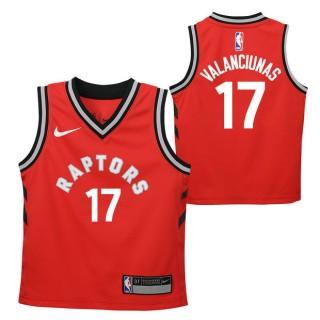 Toronto Raptors Nike Icon Replica Camiseta de la NBA - Jonas Valanciunas - Niño España Precio