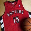 Toronto Raptors Vince Carter 2003-04 Road Authentic Camiseta By Mitchell & Ness Outlet Store