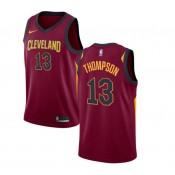 Tristan Thompson #13 Cleveland Cavaliers Granate Swingman Camiseta Ventas Baratas Aragón