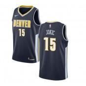 Tienda Uomo Denver Nuggets Nikola Jokic #15 Armada Swingman Camiseta