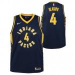 Victor Oladipo - Adolescentes Indiana Pacers Nike Icon Swingman Camiseta de la NBA Outlet Madrid