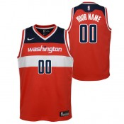 Washington Wizards Nike Icon Swingman Camiseta de la NBA - Personalizada - Adolescentes Tienda En Madrid
