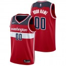 España Washington Wizards Nike Icon Swingman Camiseta de la NBA - Personalizada - Hombre