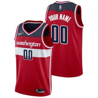España Washington Wizards Nike Icon Swingman Camiseta de la NBA - Personalizada - Hombre
