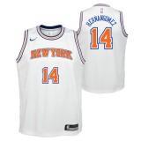 Original Willie Hernangomez - Adolescentes New York Knicks Nike Statement Swingman Camiseta de la NBA